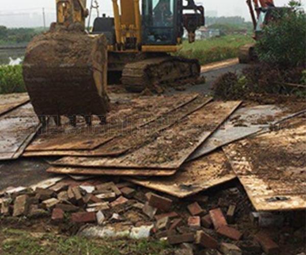 合肥某工地土方工程