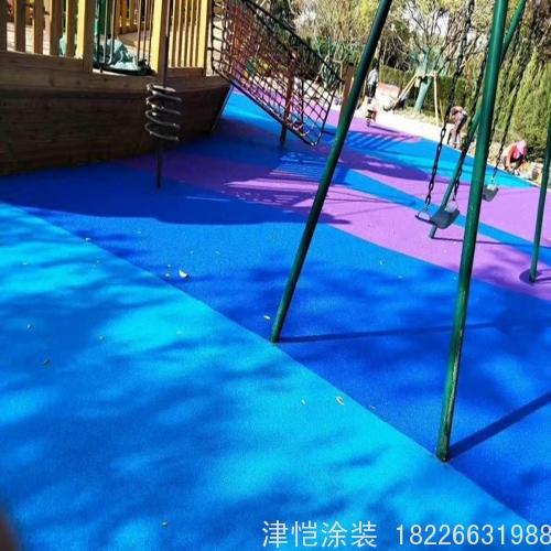 合肥幼儿园塑胶跑道工程