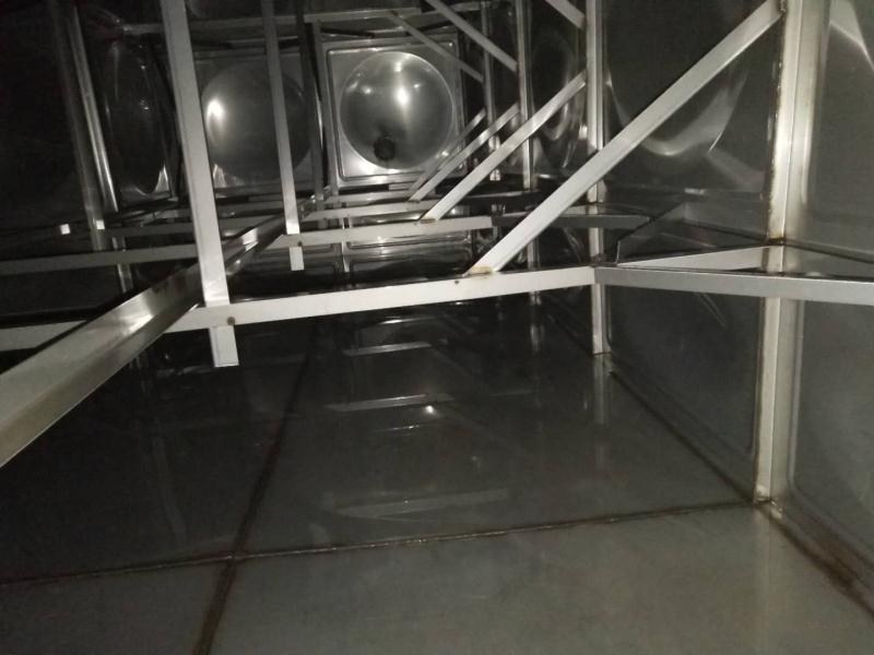 水泵房水北辰星箱清洗