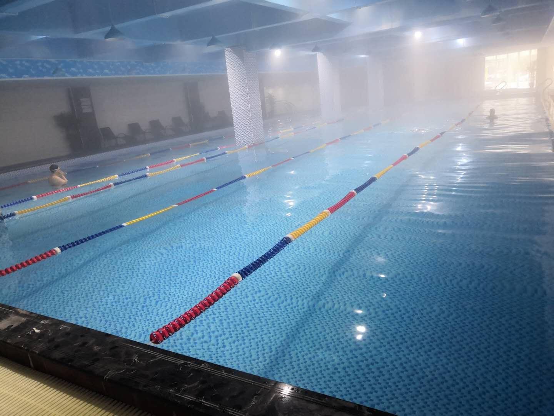 秀山625立恒温游泳池