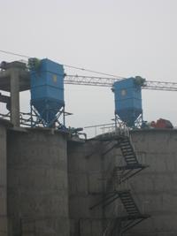 重庆新嘉南水泥厂100万吨水泥线除尘项目
