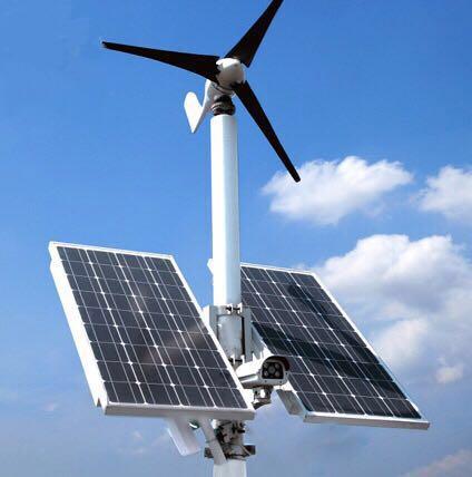 太阳能监控电源系统