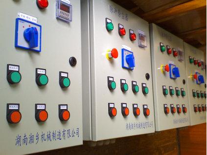 出口越南除尘器控制系统(