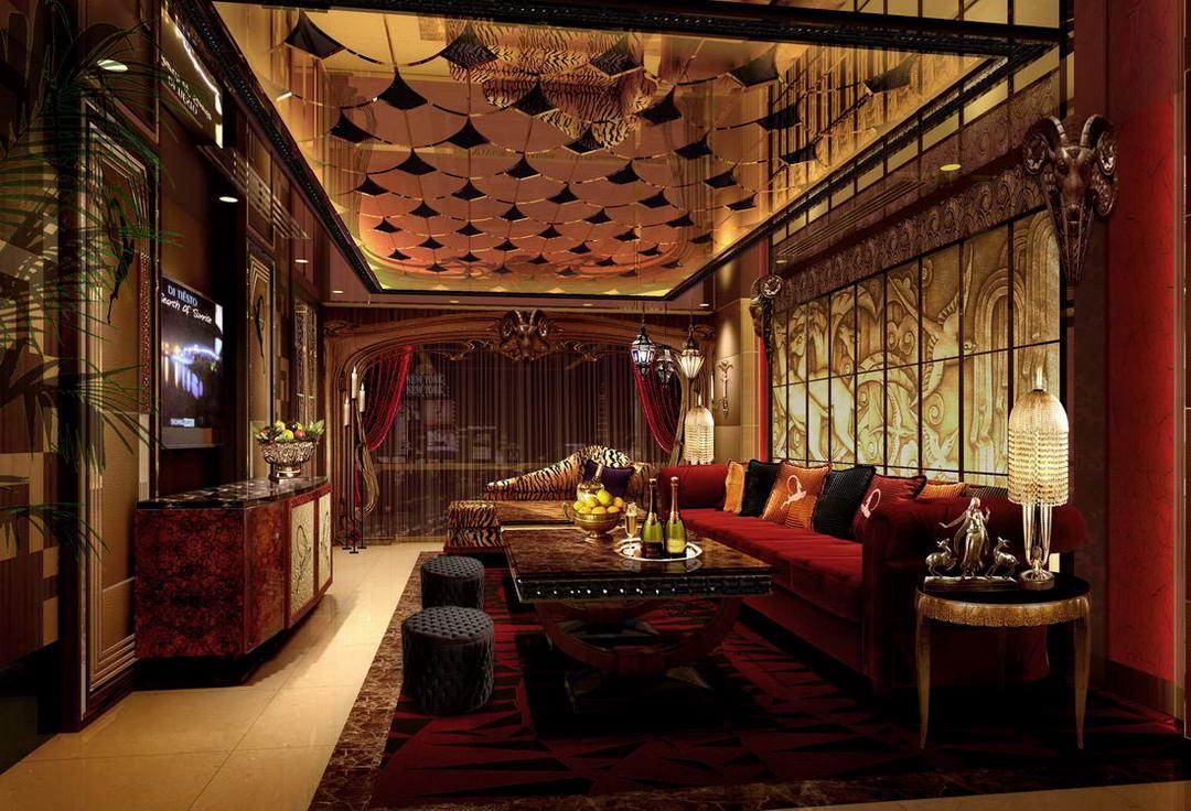 私密夜总会_上海 北京专业夜总会设计 公司 高档 装潢 施工 最新 装修方案