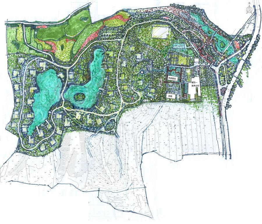 八達山旅游景區整體規劃