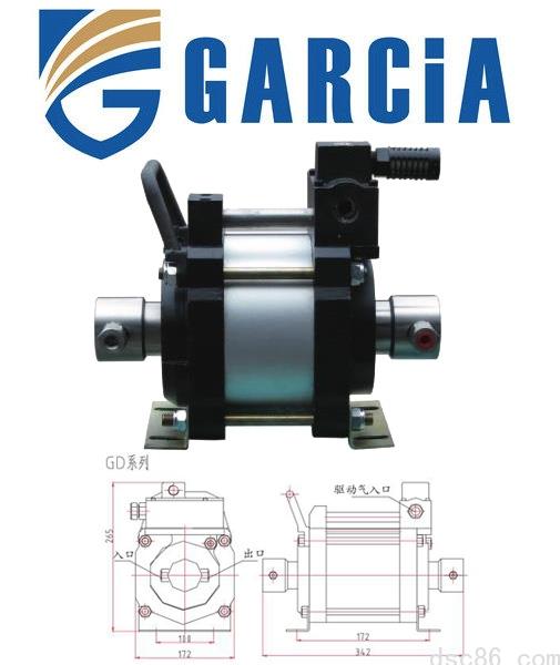 GD系列氣液增壓泵
