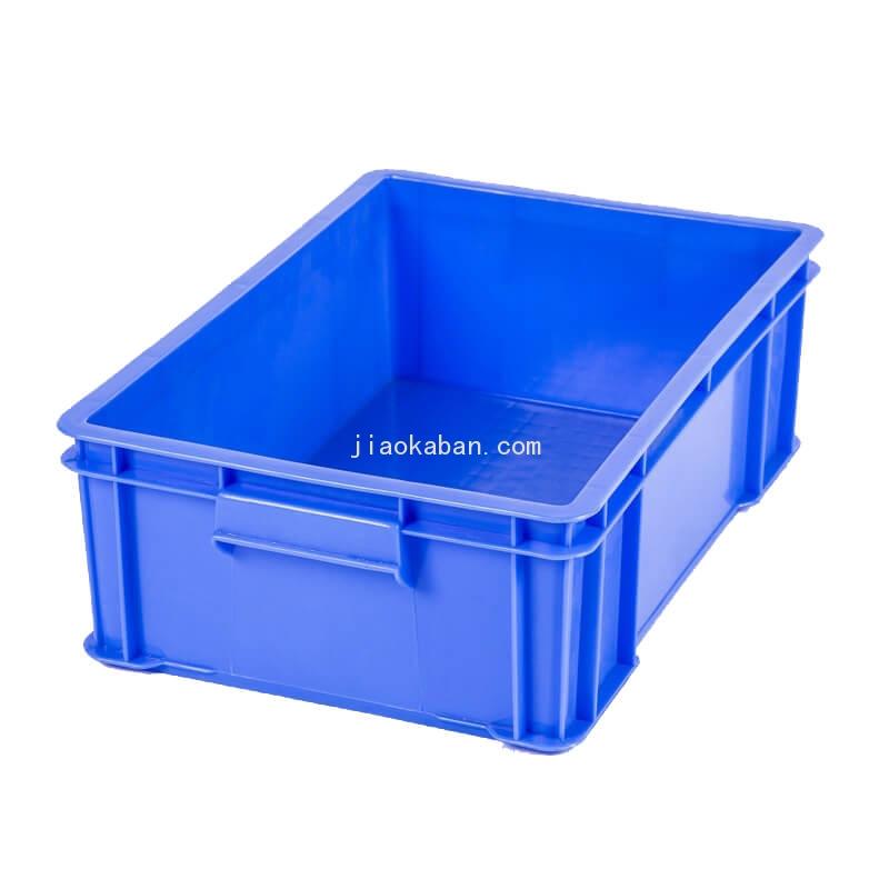 普通型可堆式塑膠周轉箱