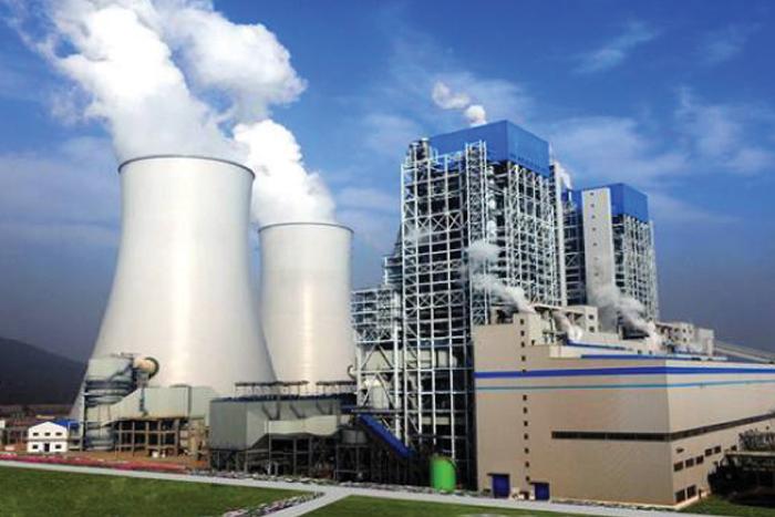 大唐国电厂