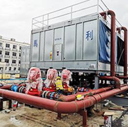 富士康中央空调节能工程