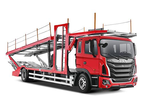 江淮格尔发K5 4×2 中置轴 轿运车