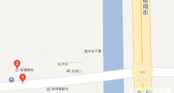 裕通驾校地址
