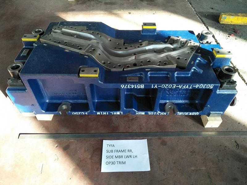 LWR LH OP30