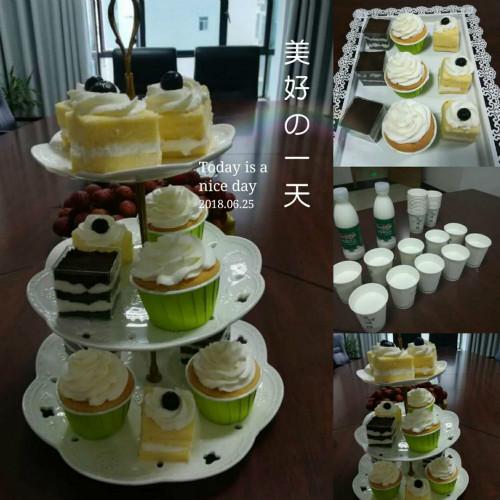美味的蛋糕