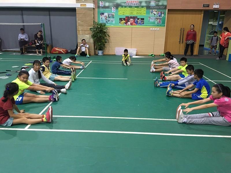 广西南宁宇冠羽毛球培训寒假班几时开课