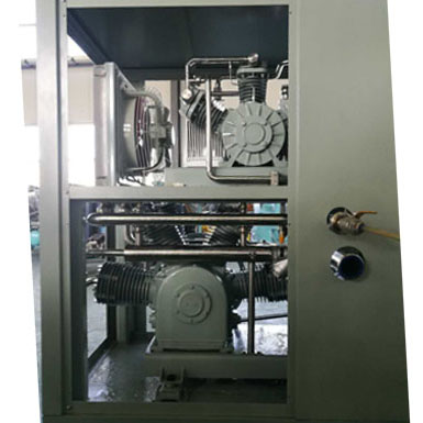 小型制氧機無油空壓機和增壓機一體機.jpg