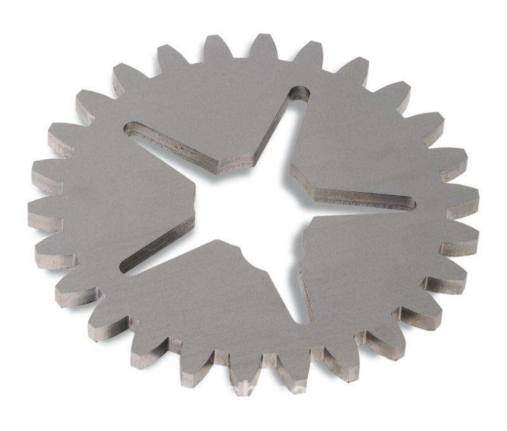 10mm不锈钢切割成品
