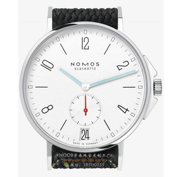 【OS厂】诺莫斯NOMOS AHOI系列551男士德系机械腕表