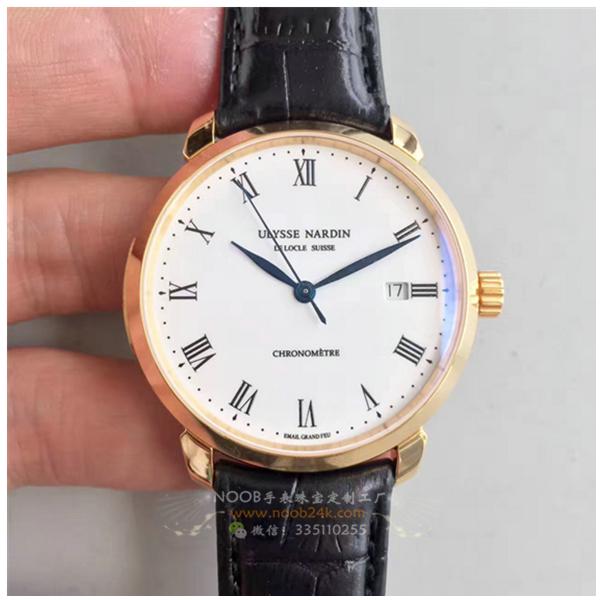 【FK厂】雅典经典系列8152-111-2/5GF自动机械腕表