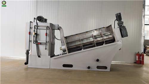 疊螺式污泥脫水機-RDT201