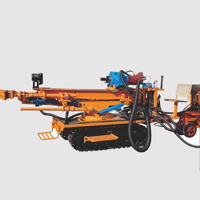 ZDY1200L煤礦用履帶式全液壓鉆機