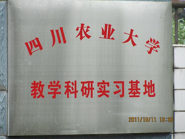 川农科研基地