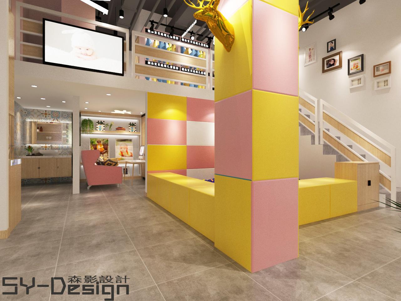 儿童影楼装修设计