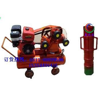 SM-001型气动打桩机