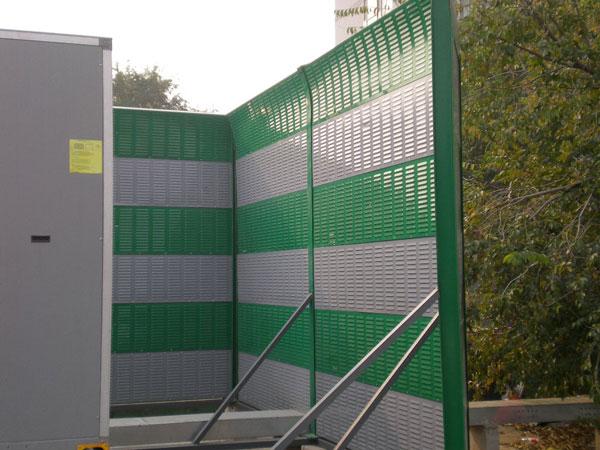 陕西西安天桥隔音屏/声屏障工程安装施工