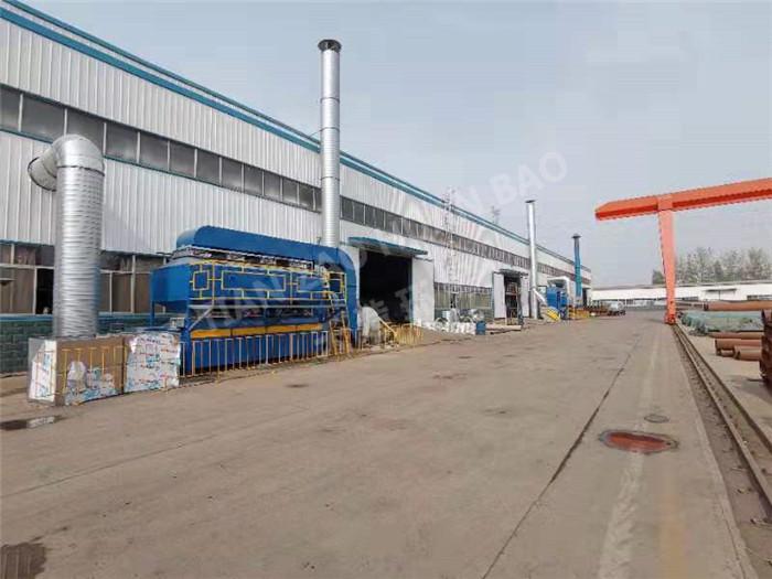 山东天造环保工业废气治理设备:实验室废气处理装置