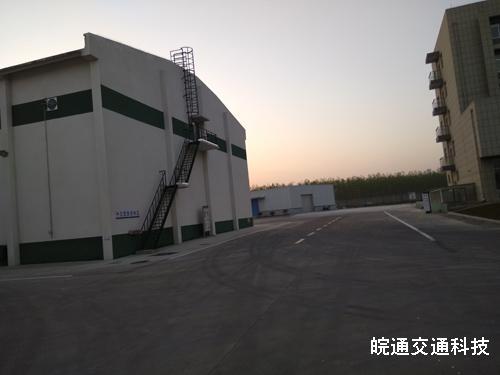 中储粮琅琊库划线施工