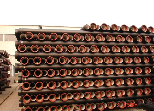 广西球墨铸铁管厂家