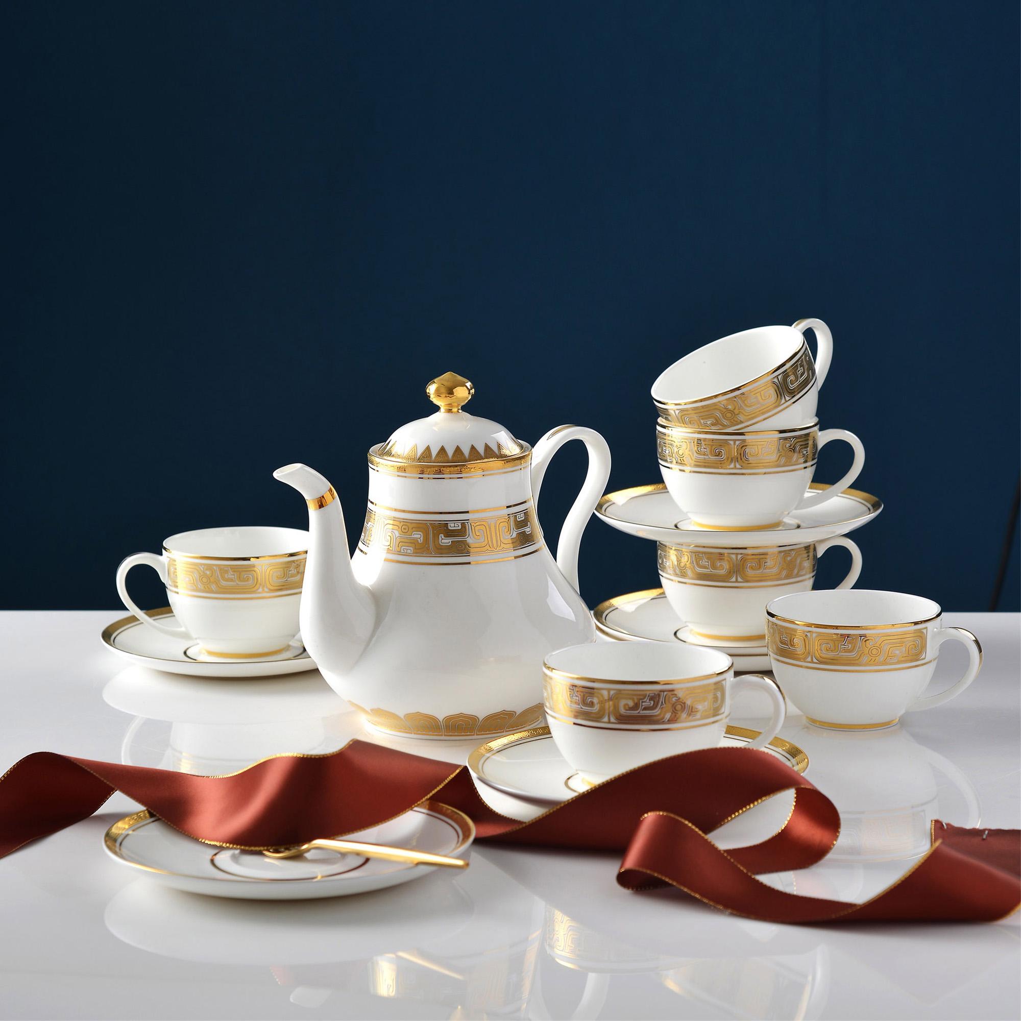 G20青銅時代茶具