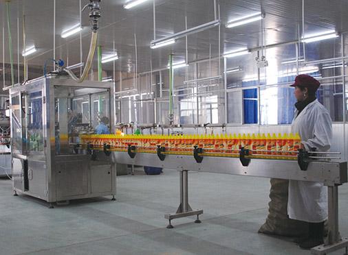 液体产品罐装线