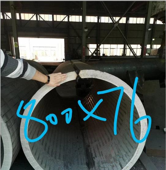 大口徑厚壁不銹鋼焊管,離線自動焊厚壁鋼管