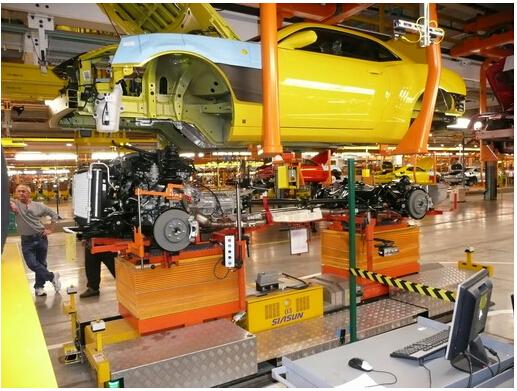 发动机动力总成系统-汽车动力总成非标设备-产品展示