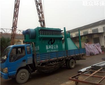 濮阳砂石制砖厂 装车发货