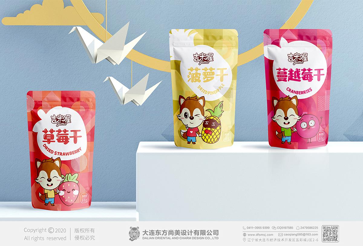 果干包装_水果干包装设计_水果包装