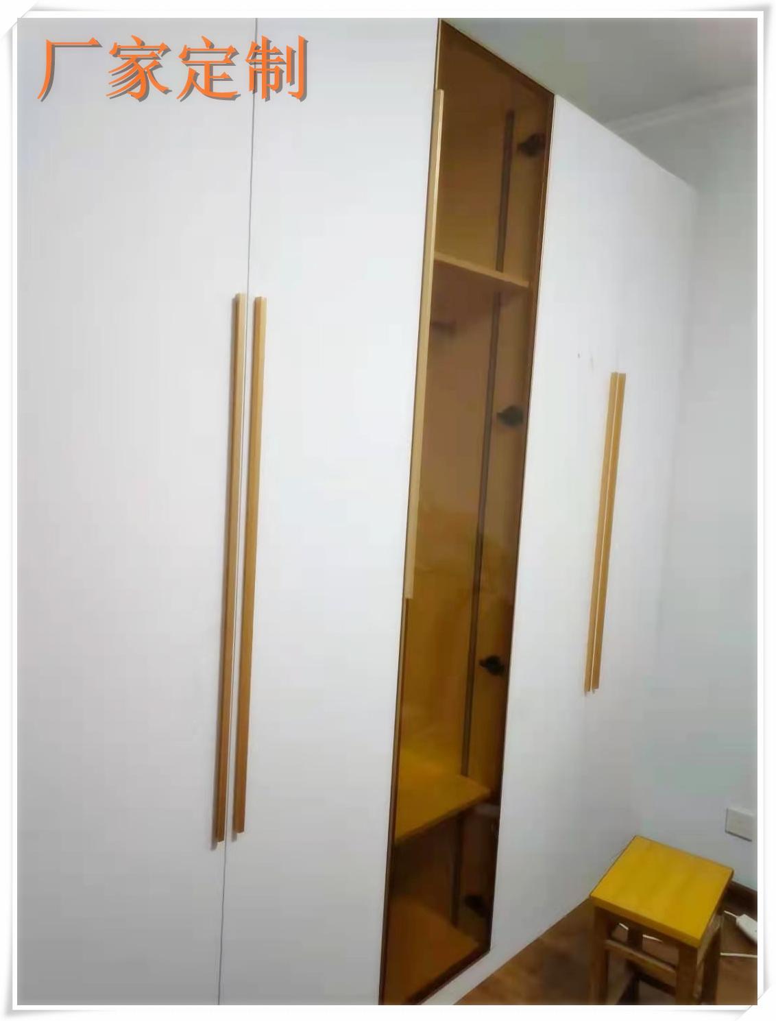 臥室衣柜案例