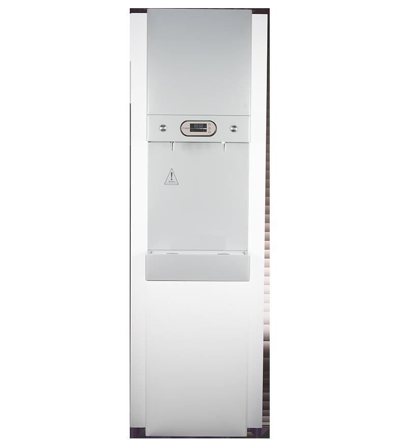 热胆速热立式直饮机金属外壳 SJ-WLRO100-T2