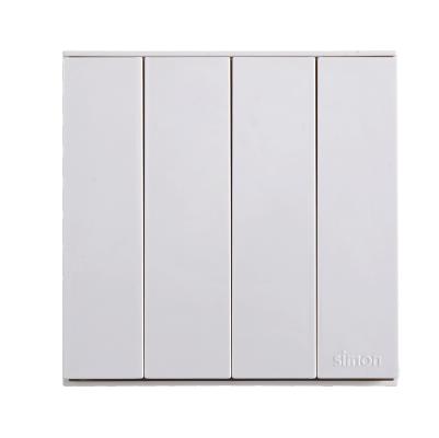 四位单极开关带LED指示灯.png