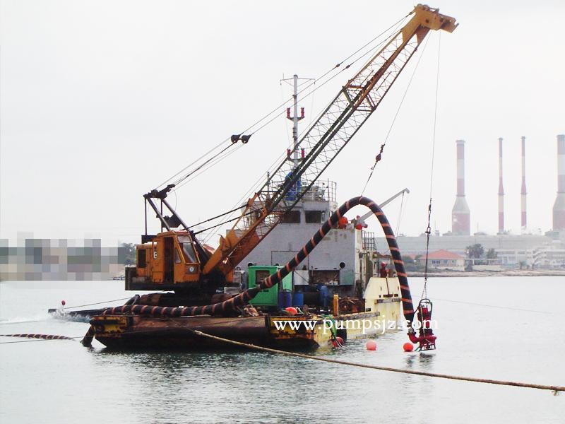 ZJQ潜渣泵疏浚行业