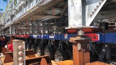 斯巴拓桥墩称重测力传感器高精度成功应用案例