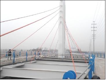山东省章丘市秀源河桥
