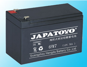 东洋蓄电池FM系列