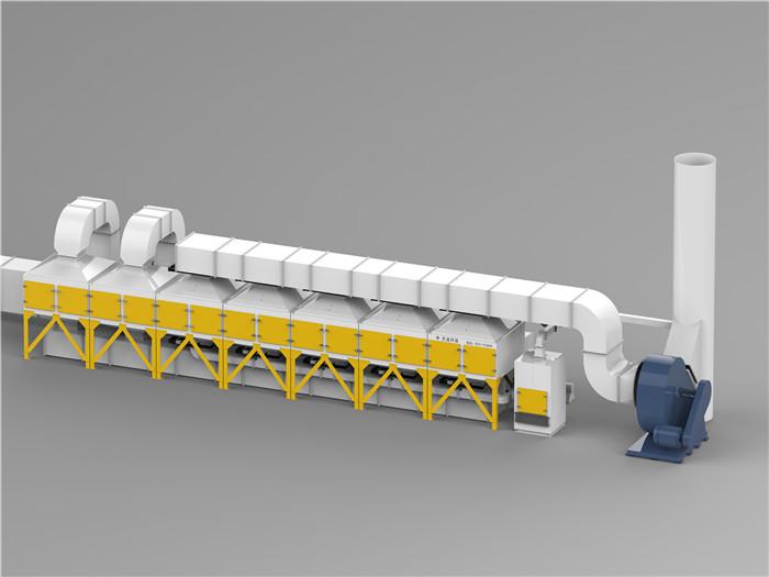 废气处理设备的常见废气处理方法有哪些?